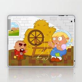 Rumpelstiltskin Laptop & iPad Skin