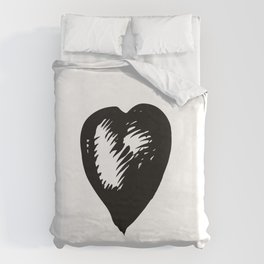 One by one Duvet Cover