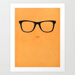 Cudi Opticals Art Print