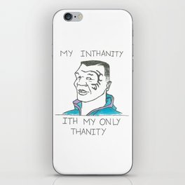 Inthanity! iPhone Skin