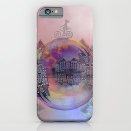 All bubbles are magical iPhone Case