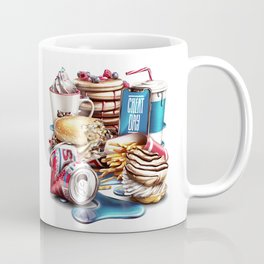 Cheat Day Coffee Mug