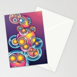 Swirley Do... Stationery Cards