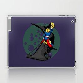 Rodeo Shark Cowboy Laptop & iPad Skin