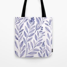 Wild Blue Tote Bag