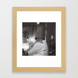 dervish Framed Art Print