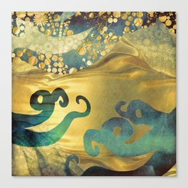 Underwater Dream I Canvas Print