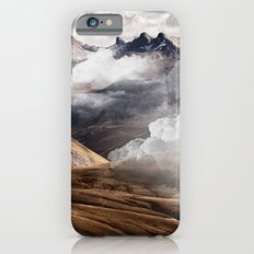 MOUNTAINS OF CLOUDS iPhone 6s Slim Case