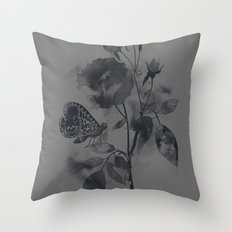 Inked Throw Pillow