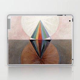 Hilma af Klint Group IX/SUW The Swan No. 12 Laptop & iPad Skin