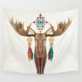 moose Wall Tapestry
