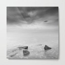 Beyond the Horizon Metal Print