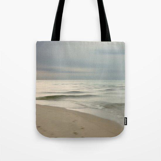 Beach Impression Tote Bag