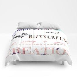 Olivia's Summertime  Comforters