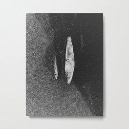 Bait. Metal Print