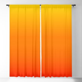 Sunset Ombre Blackout Curtain