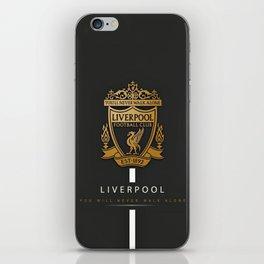 Liverpool FC iPhone Skin