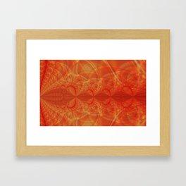 Piercing the Veil Framed Art Print