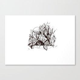 Idiophone Canvas Print