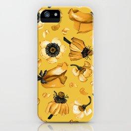 Honey Mustard iPhone Case