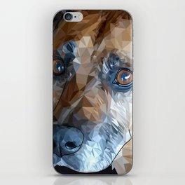 Mosley Dog iPhone Skin