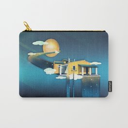 Castle in Heaven Carry-All Pouch