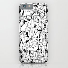 Sweet Confusion iPhone Case