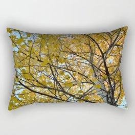 Last Leaves Rectangular Pillow