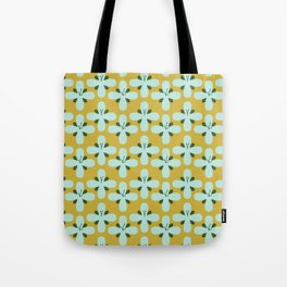 Summer Floral Tote Bag