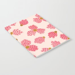 Painted Floral No. 22 Notebook