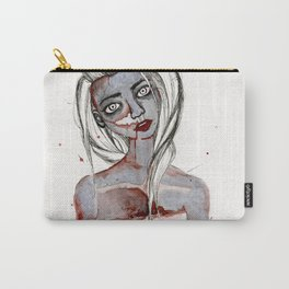 Size Zero Zombie No.1 Carry-All Pouch