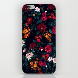 The Midnight Garden iPhone Skin