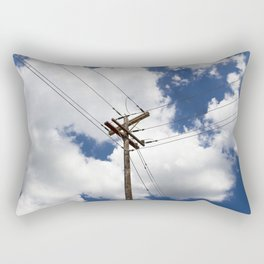 Infrastructure Rectangular Pillow