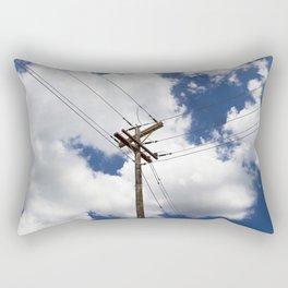 Infrastructure Rectangular Pillow