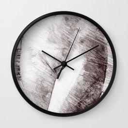 Erotic freedom Wall Clock