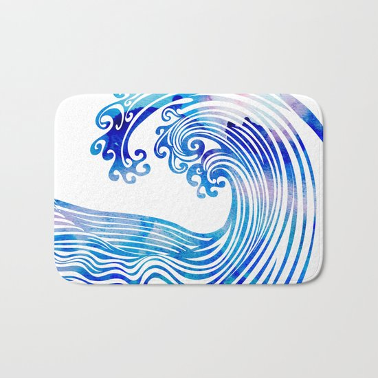 Waveland Bath Mat