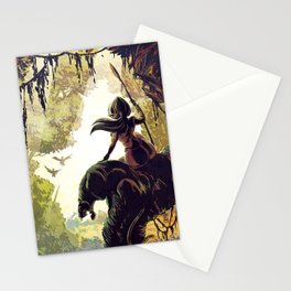 Amazon Queen Stationery Cards