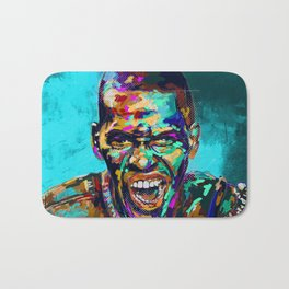 Aggression Bath Mat
