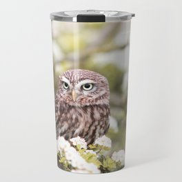Chouette nature Travel Mug