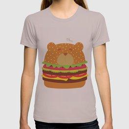 Oso Hamburguesa (Burger Bear) T-shirt