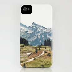 Mountain Trail iPhone (4, 4s) Slim Case