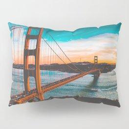 ADVENTURE San Francisco Pillow Sham