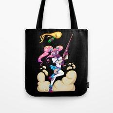 Riot Magical Girl Tote Bag