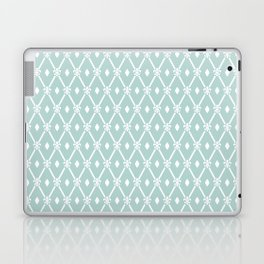 Trendy Elegant Modern Trellis Pattern Laptop & iPad Skin