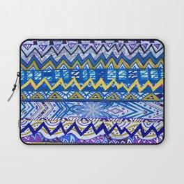 Blue Zag Laptop Sleeve