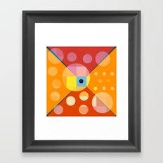 BAHAUS Framed Art Print