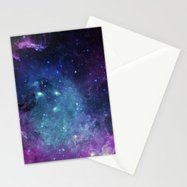 Starfield Stationery Cards