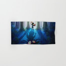 Forest Majora Hand & Bath Towel