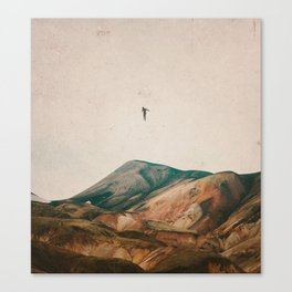 The Imposible Canvas Print