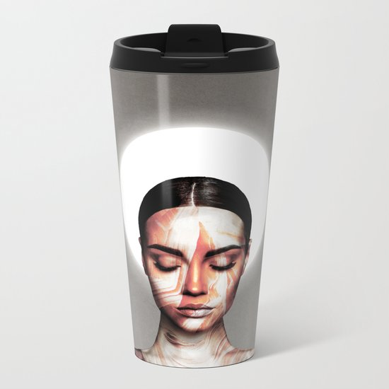 Regenerate Metal Travel Mug